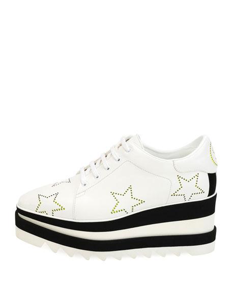 Sneakelyse Star Platform Sneaker
