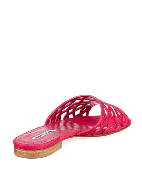 Bensa Suede Mule Sandal