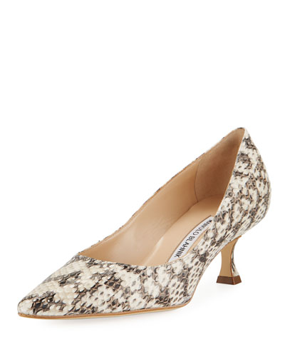 Manolo Blahnik Shoes : Flats, Pumps & Sandals at Bergdorf Goodman