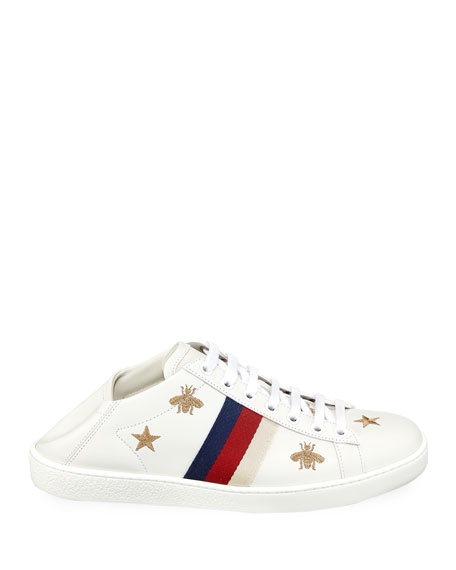 New Ace Star & Bee Fold-Down Sneaker
