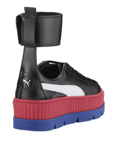 Fenty Puma by Rihanna Ankle-Strap Platform Sneaker 90769de7ef