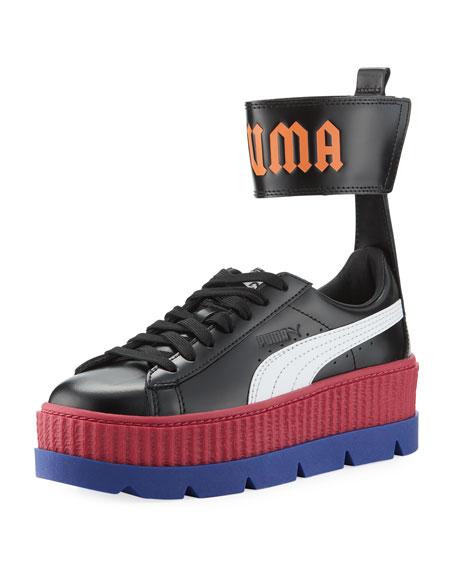 puma ankle strap