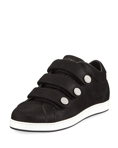 Jimmy Choo NY three-strap sneakers sale recommend 0WUAeiF