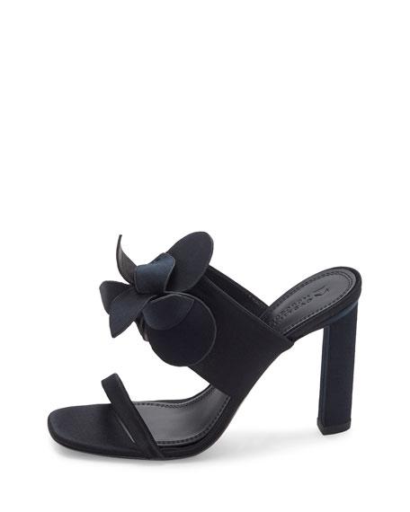 Elesa Flora Two-Band Slide Sandal
