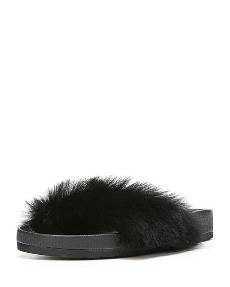 Garrison Fur Pool Slide
