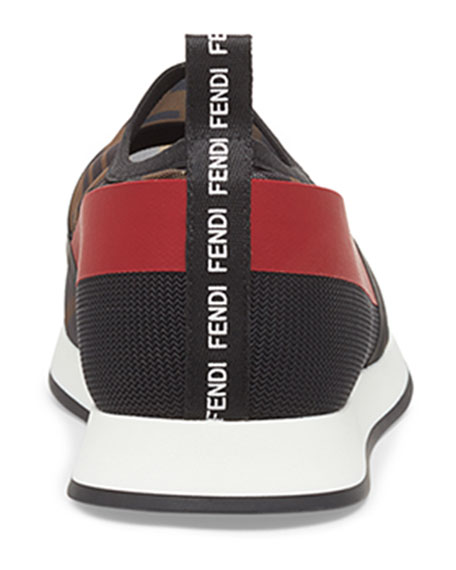 Runway Mesh FF Trainer Sneakers