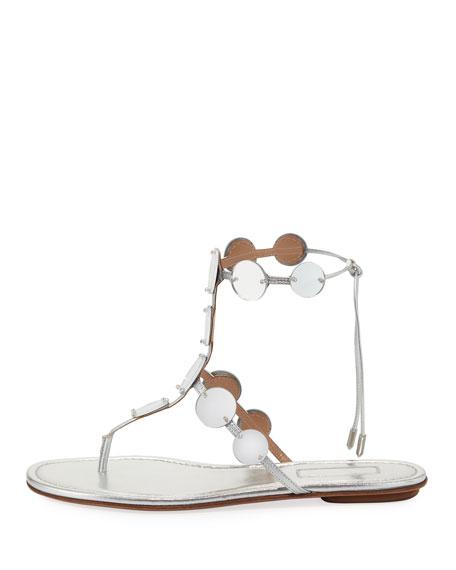 indian moon sandals Aquazzura ia1Re