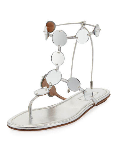 Indian Moon Flat Sandal