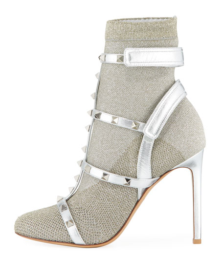 Rockstud Bodytech Sock Booties