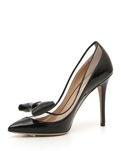 Glassglow Patent Bow Pump