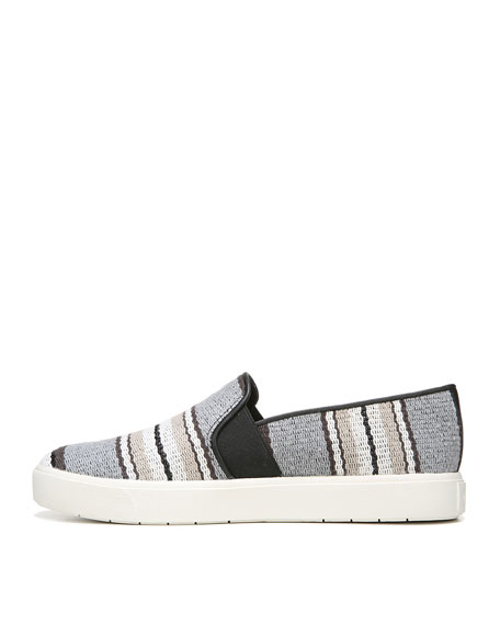Blair Striped Fabric Sneaker