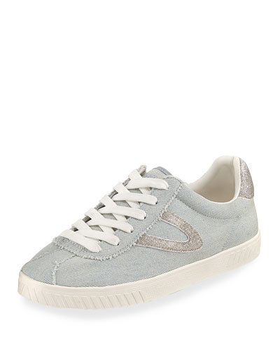 Camden Denim Low-Top Sneaker
