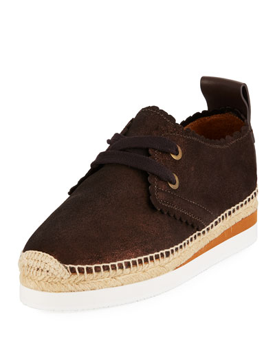 Platform Espadrille Sneakers