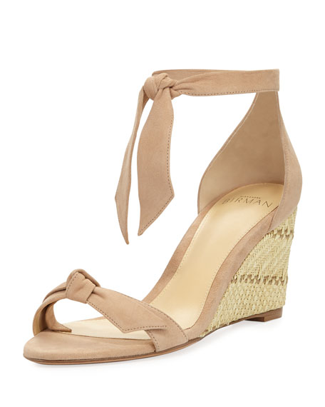 ALEXANDRE BIRMAN Women's Clarita Wedge Sandal