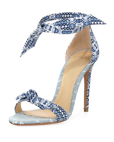 Lovely Clarita d'Orsay Sandal