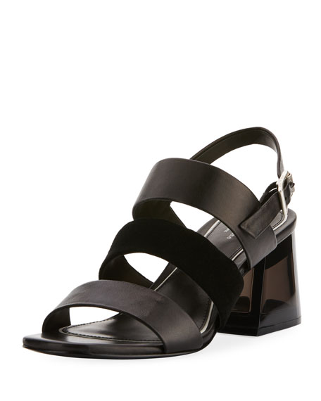 Reese Strappy City Sandal