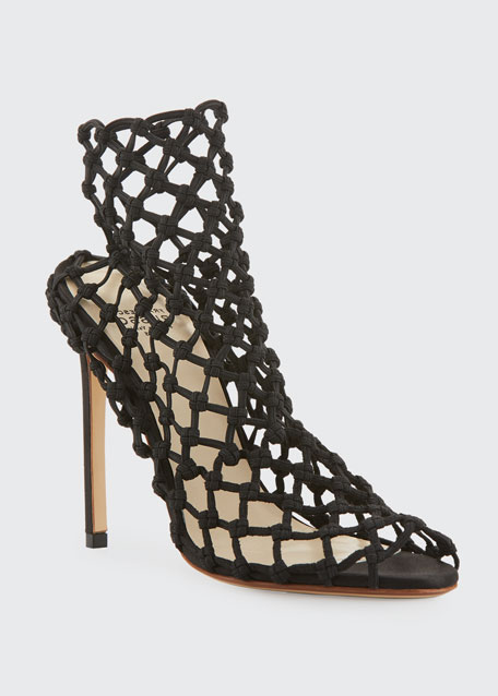 Stretch Caged 105mm Bootie