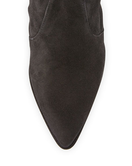 Thighland Suede Over-The-Knee Boot