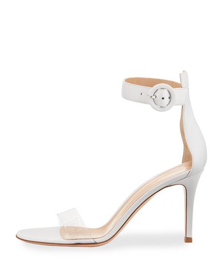 Portofino PVC-Strap Sandal