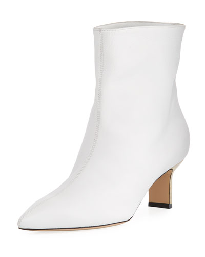 Mangold Leather Ankle Bootie