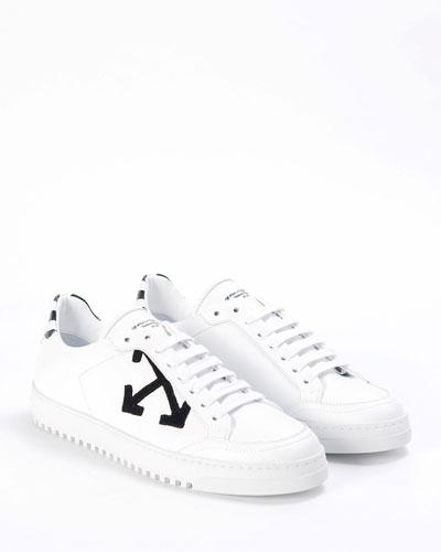 Arrow Leather Sneaker