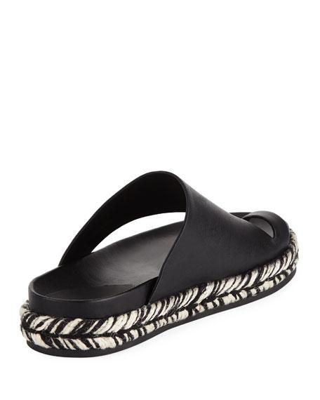 Laddie Flat Espadrille Sandal