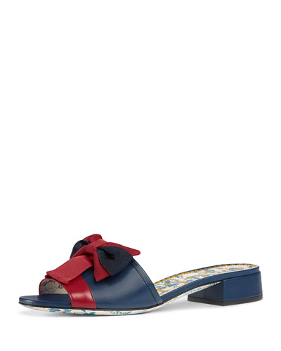 Sackville 25mm Slide Sandal