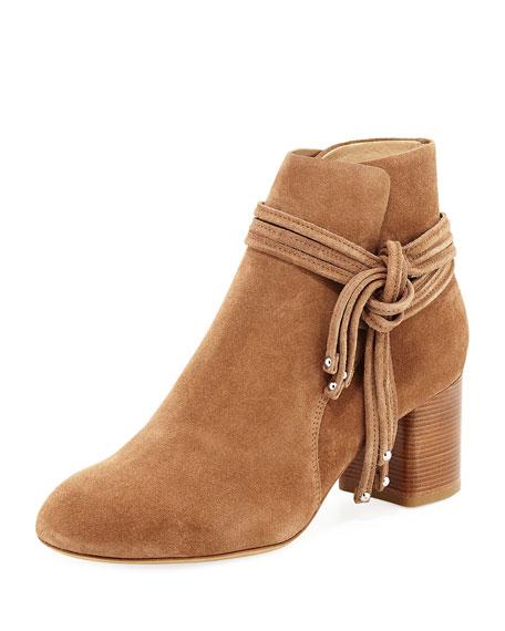 Dalia II Suede Tie Boots