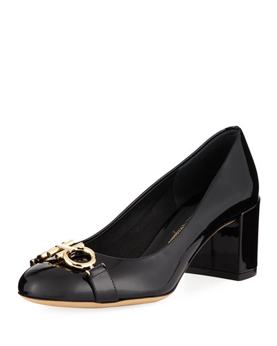 bf32b6c5a878f Salvatore Ferragamo Women's Shoes : Flats & Boots at Bergdorf Goodman