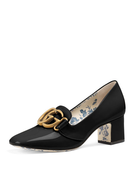 Patent Leather 55mm Loafer