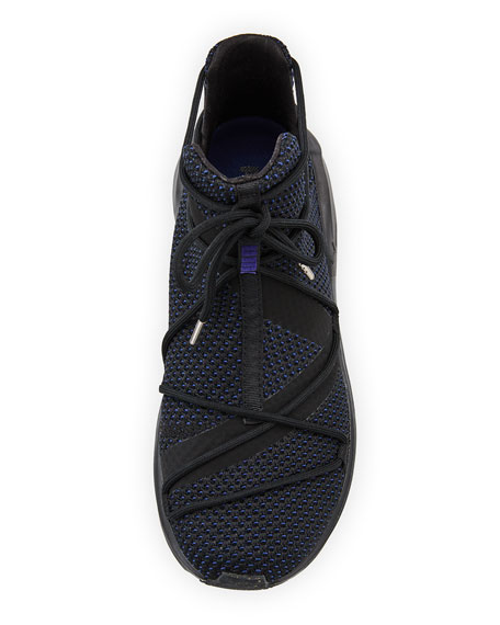Fierce Rope Velvet Sneaker
