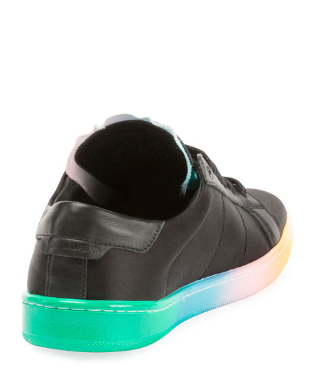Court Classic Spray Paint Sneakers