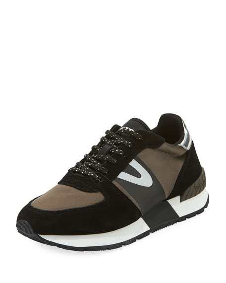 Loyola Mixed Trainer Sneakers