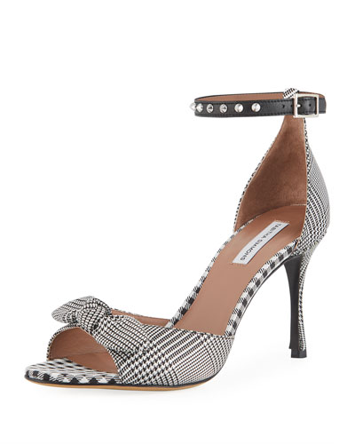 Mimmi Patterned Knotted Sandal