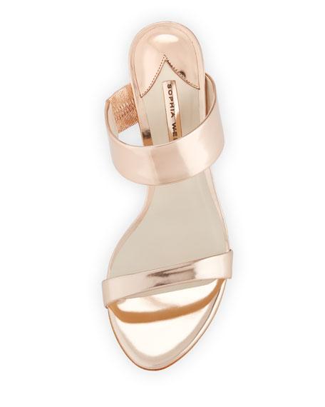 Jumbo Rosalind 50mm Ball-Heel Slide Sandal