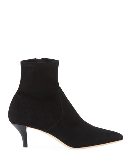 Kassidy Suede 50mm Ankle Boot