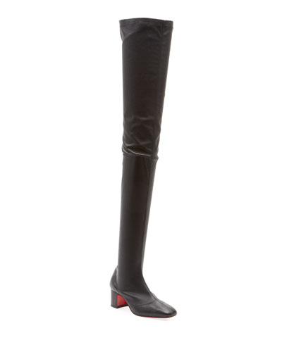 cca64cf1a229 Sursamoto Napa Red Sole Over-The-Knee Boot Quick Look. Christian Louboutin