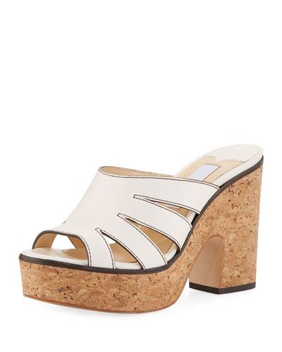 Dray Vachetta Platform Sandal
