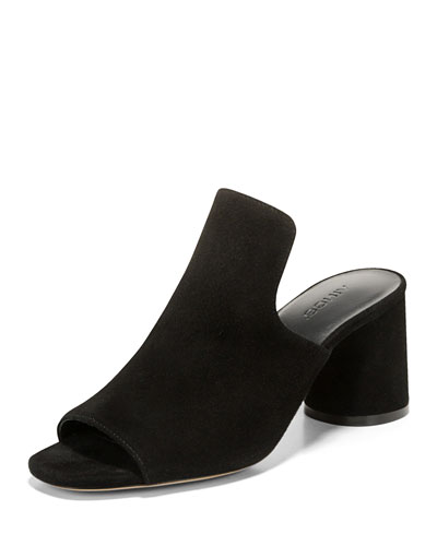 Tanay Suede 65mm Sandal