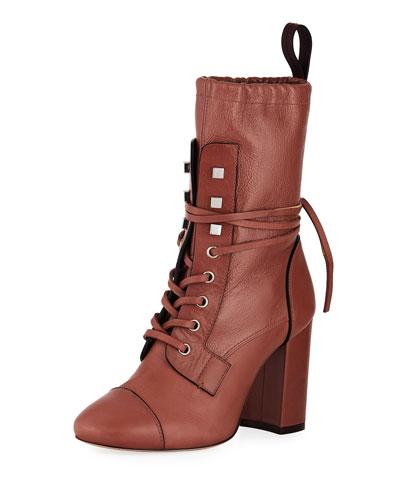 Veruka Lace-Up 70mm Boot