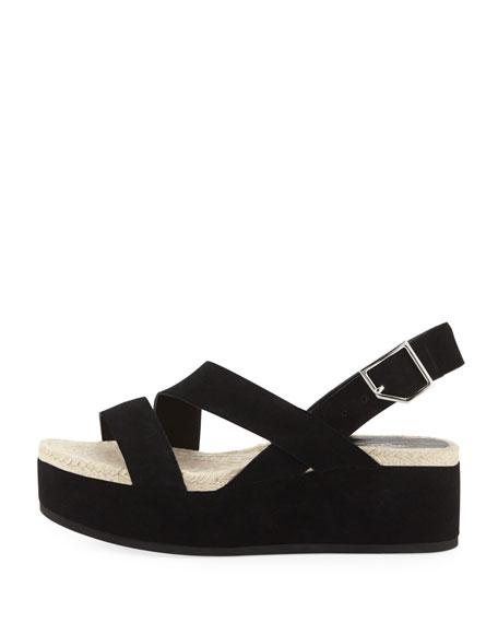 Megan Platform Strappy Sandal