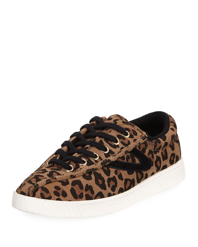 NY Lite Leopard-Print Sneaker
