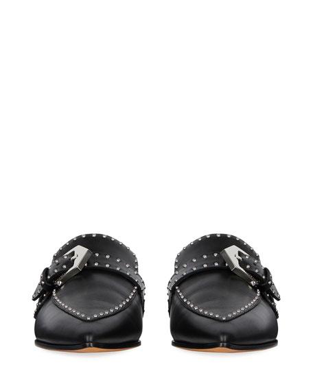 d16e1315675 Givenchy Elegant Studded Loafer Mule