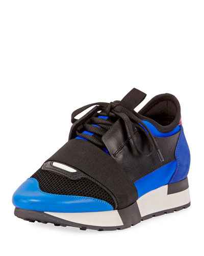 Race Colorblock Sneakers