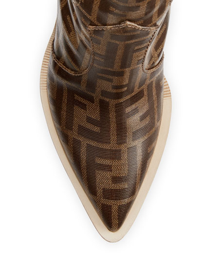 FF Tall Western Boot