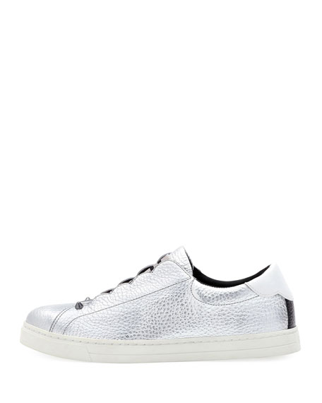 Rockoko Metallic Slip-On Sneaker