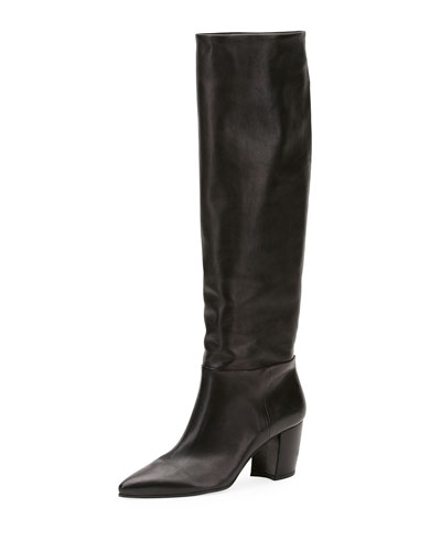 Knee-High Slouchy Boot