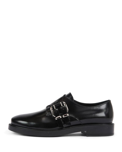 Monk Leather Loafer