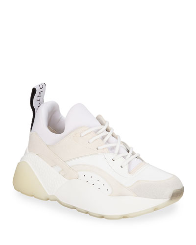 Eclypse Platform Lace-Up Sneakers