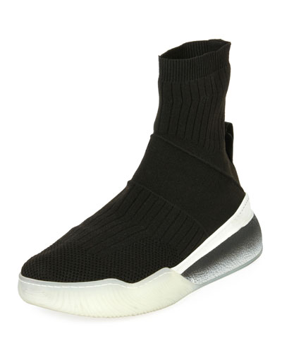Stretch-Sock 45mm Platform Sneakers